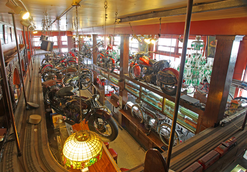 Buy A Bar And A Motorcycle Collection All In One Go