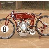Related Posts Matt Olsens 1923 Harley JD Board Track Racer