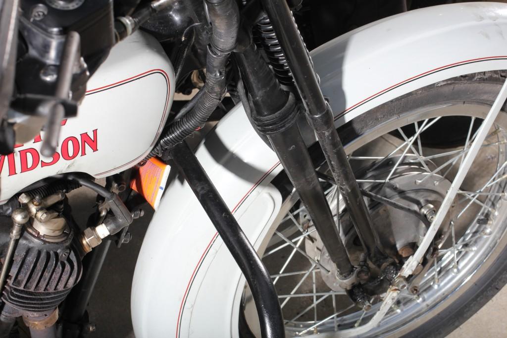 Harley Davidson Springer Forks