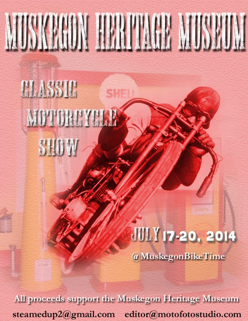 Museum Show Poster 2014
